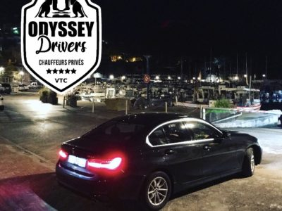 Odyssey Drivers alternative taxi st cyr sur mer
